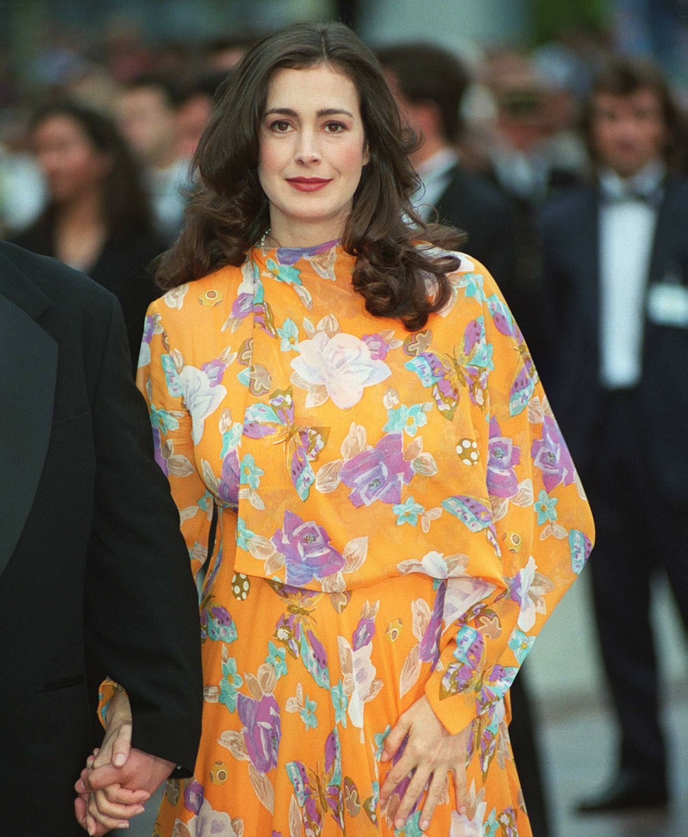 SEAN YOUNG American Actress Born Louisville, Kentucky, USA (Seen at the 1995 Cannes Film Festival) COMPULSORY CREDIT: UPPA/Photoshot Photo UGL 009573/F-04     22.05.1995
