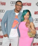 Tip T.I. Harris, Tiny Harris at the Los Angeles Premiere of Marvel Studios 'Ant-Man' at Dolby Theatre