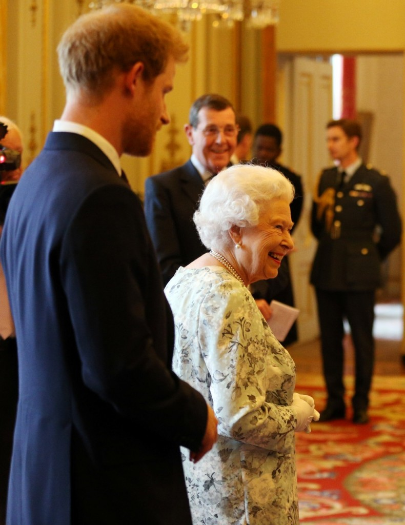 Queen's Young Leaders Awards Ceremony