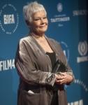 Dame Judi Dench at the 21ST BRITISH INDEPENDENT FILM AWARDS  at Old Billingsgate, London, photo by Bran Jordan