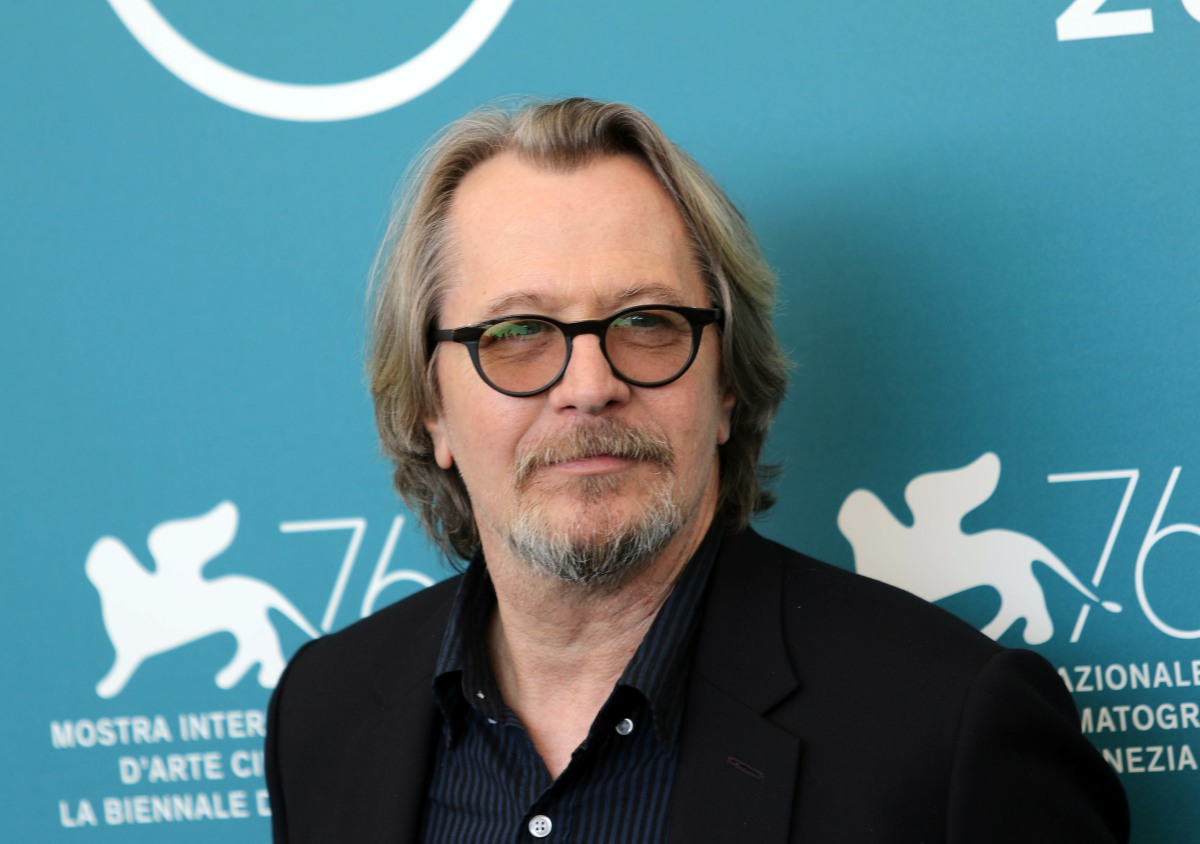 Gary Oldman at 76th Venice Film Festival