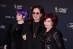 """Kelly Osbourne, Ozzy Osbourne and Sharon Osbourne at the Pre-GRAMMY Gala and GRAMMY Salute to Industry Icons Honoring Sean """"Diddy"""" Combs"""