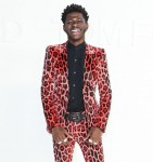 Lil Nas X arrives at the Tom Ford: Autumn/Win...