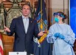 NY Governor Cuomo Presser