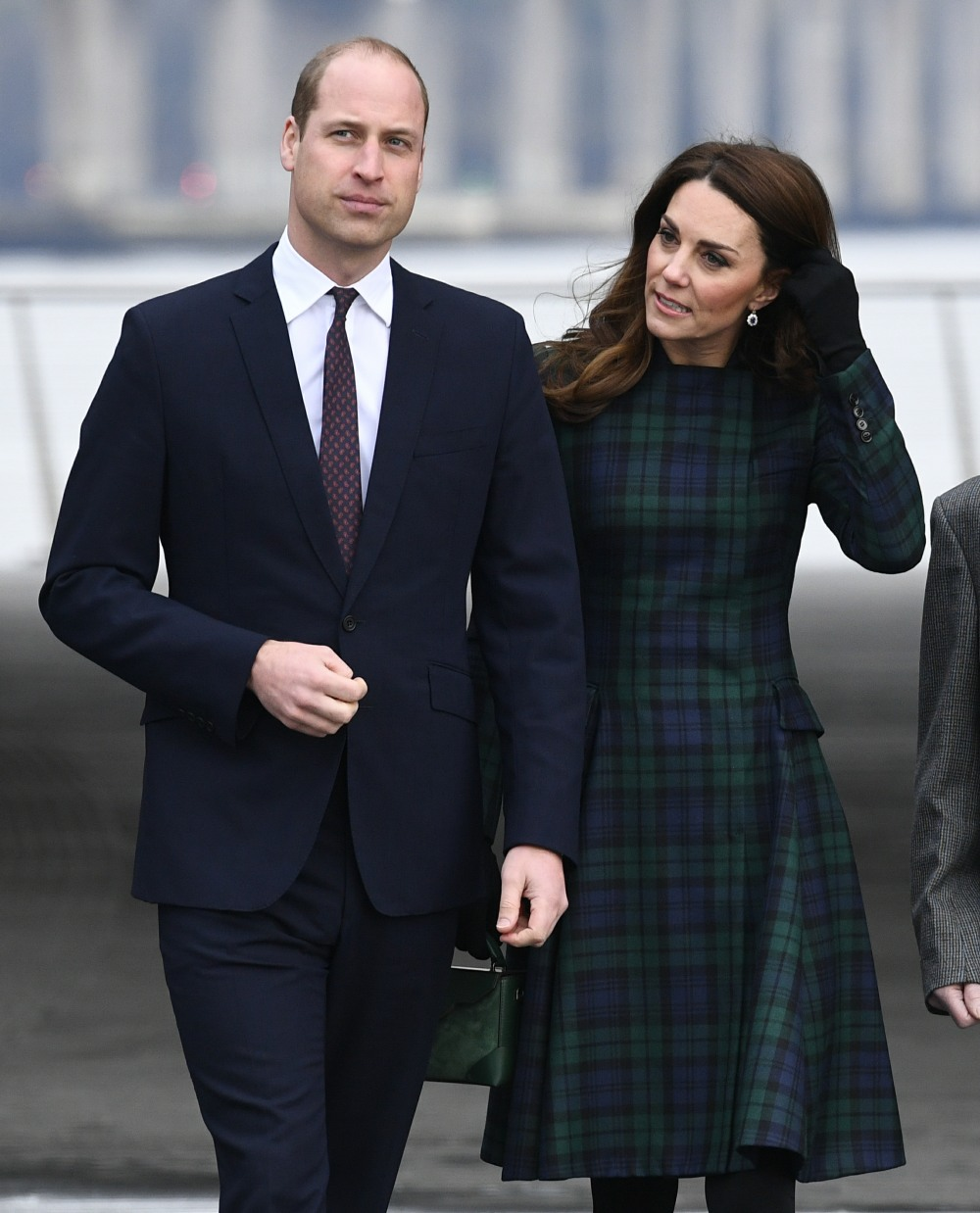 Royals officially open the V&A Museum in Dundee