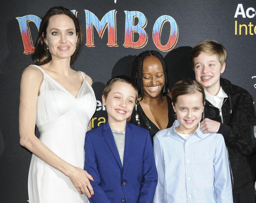 Film Premiere of Dumbo