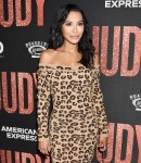 """Naya Rivera at the LA premiere of Roadside Attraction's """"Judy""""  in Beverly Hills"""