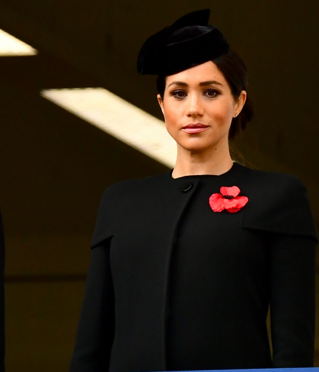 The Mail really asked mourners if they think Duchess Meghan should come back