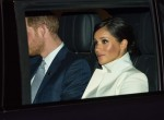 Prince Harry and pregnant Meghan attend Wider Earth Gala