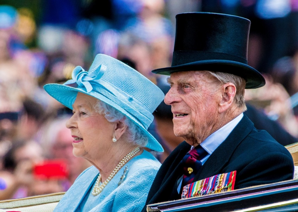 Prince Philip, 98, is Hospitalized in London for Pre-Existing 'Precautionary Measure' at King Edward VII Hospital! **FILE PHOTOS**