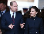 The Prince of Wales, The Duchess of Cornwall and The Duke and Duchess of Cambridge visit Stanford Hall
