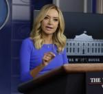 Kayleigh McEnany daily press briefing - Washington