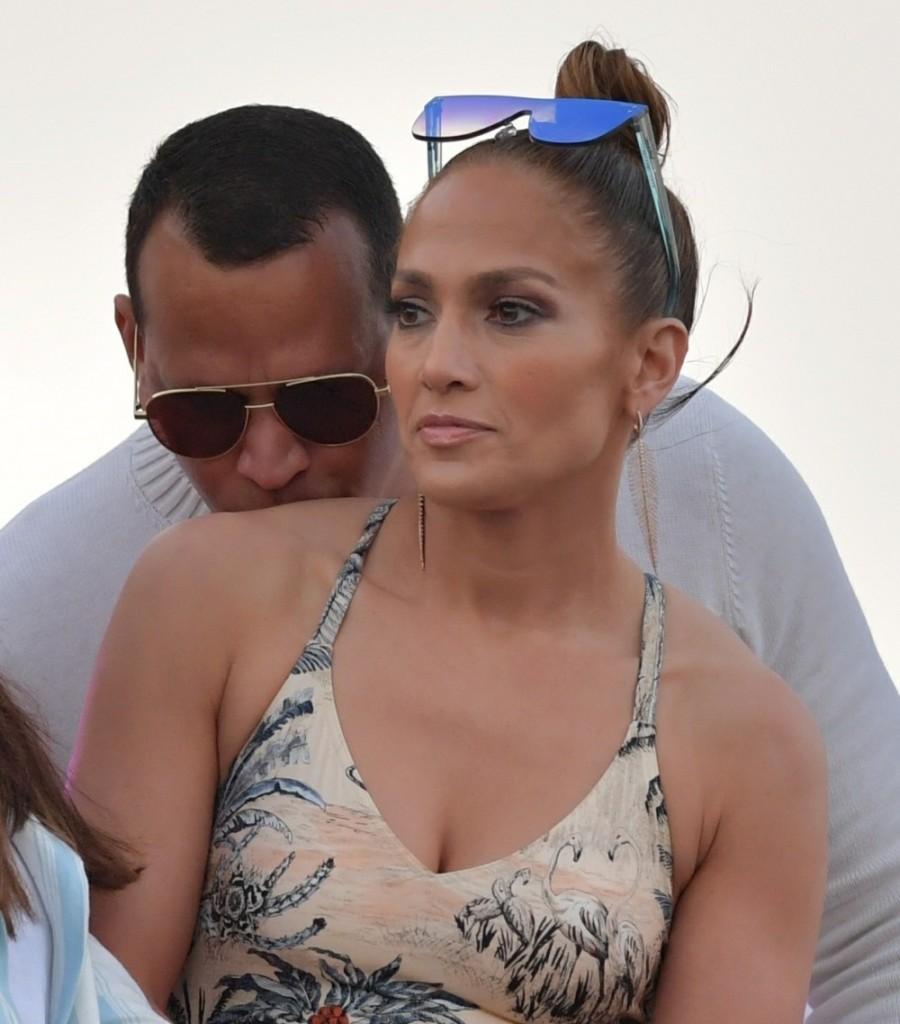 Jennifer Lopez and Alex Rodriguez Call it Quits!!! **FILE PHOTOS**