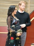 THE  DUKE AND DUCHESS OF SUSSEX ARRIVE IN BRISTOL,ON A VISIT TO THE OLD VIC THEATRE,THE OLDEST CONTINOUSLY USED THEATRE IN THE ENGLISH SPEAKING WORLD
