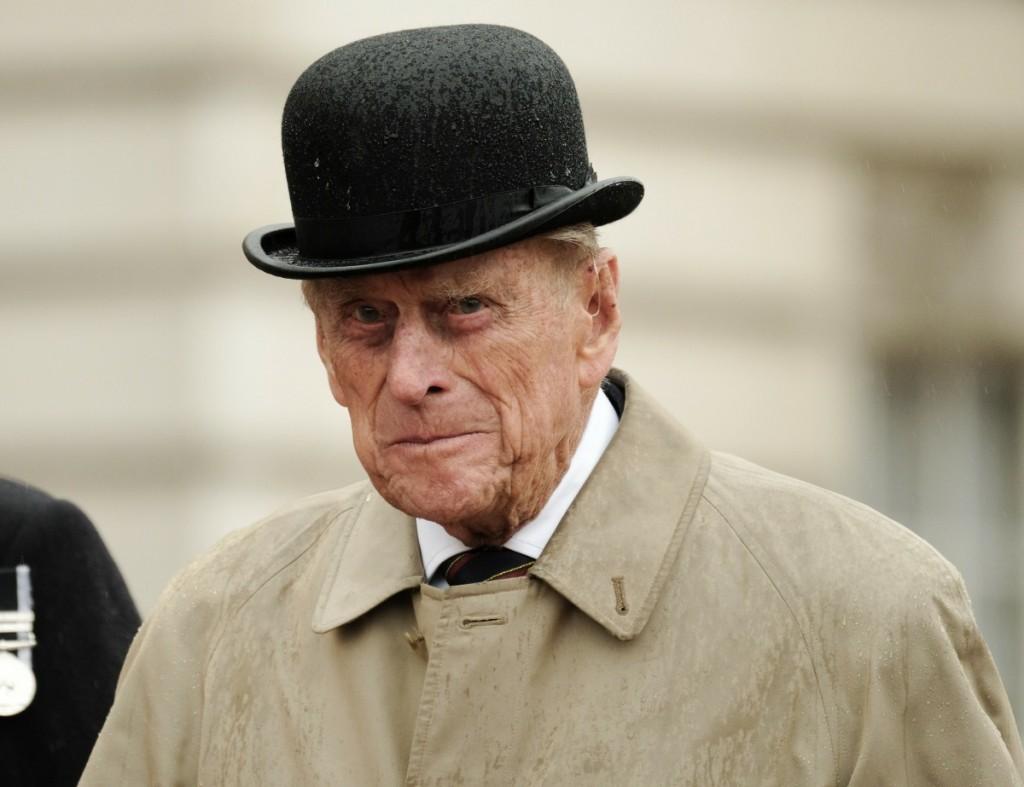 BRITAIN LONDON PRINCE PHILIP RETIREMENT
