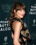 "Dakota Johnson attends The premiere of ""The Peanut Butter Falcon"" in Los Angeles"
