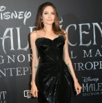 Angelina Jolie  during the European Premiere of film 'Maleficent : Mistress of evil', Rome, ITALY-07-10-2019