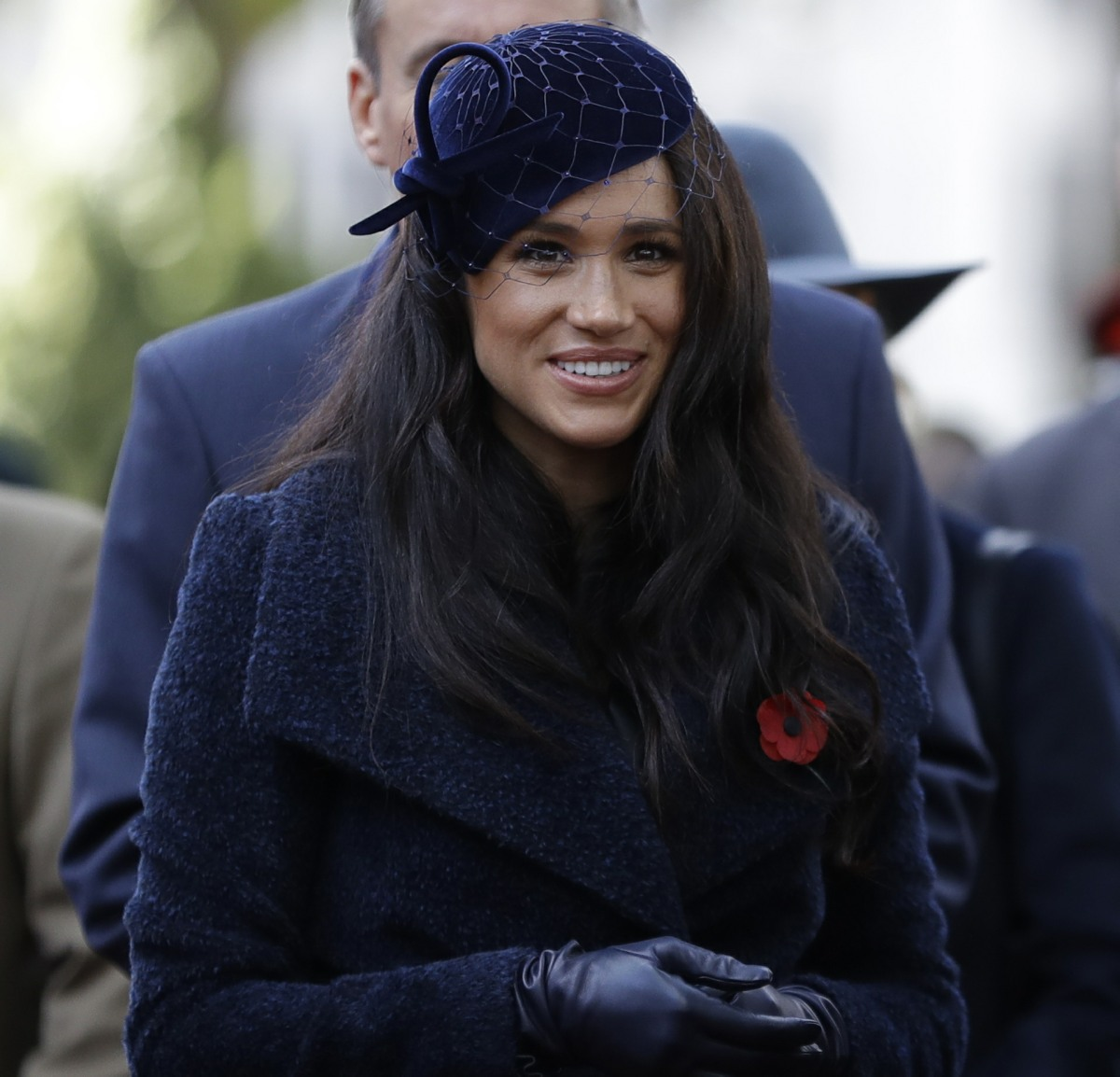 Duchess Meghan sent a special wreath and handwritten note to Prince Philip's funeral