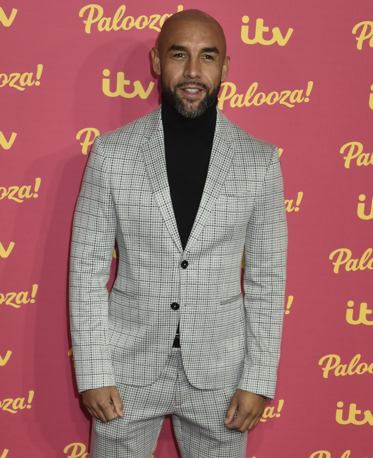 Alex Beresford attends The ITV Palooza! 2019 at The Royal Festival Hall, Southbank Centre; London SE1 8XX on Tuesday 12 November 2019.