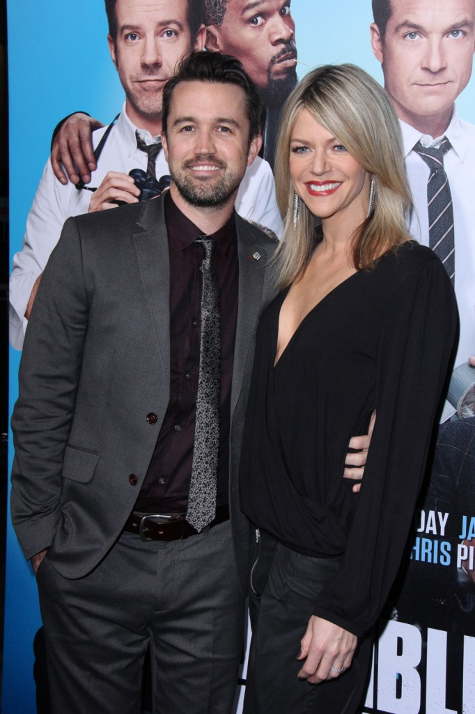 Rob McElhenney on getting fit: my wife felt like I was trying too hard