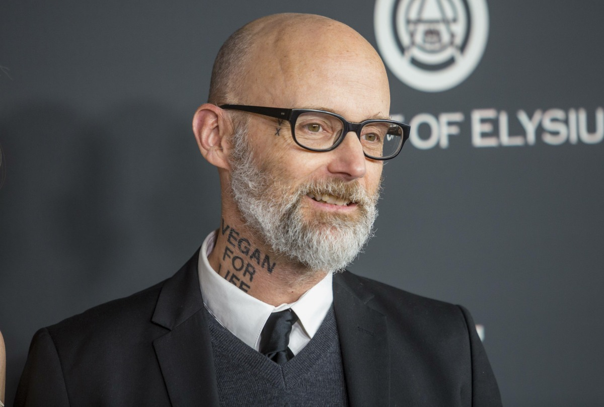 Moby attends The Art of Elysium's 13th Annual Black Tie Artistic Experience 'Heaven' at The Palladium in Hollywood, Los Angeles, California, USA, on 04 January 2020. | usage worldwide