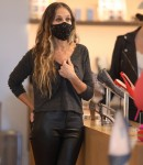 "Sarah Jessica Parker"" shoe store at the Seaport District, Manhattan."