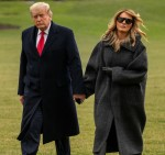 Trump returns White House Cutting Short His Vacation