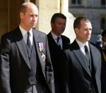 The Funeral Of Prince Philip, Duke Of Edinburgh Is Held In Windsor