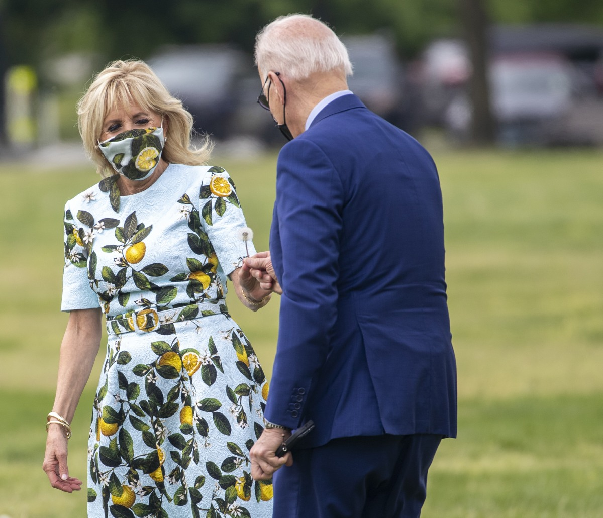 US President Joe Biden travels to Georgia for an event to mark his 100th day in office