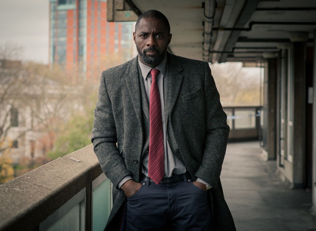 idris luther