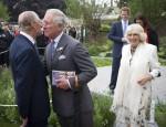 The UK Royal family visit the Chelsea Flower Show