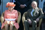 The Queen and Prince Philip, Duke of Edinburgh attend Royal Windsor Cup
