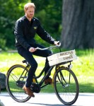 Prince Harry, Duke of Sussex attends the 2020 Invictus Games presentation