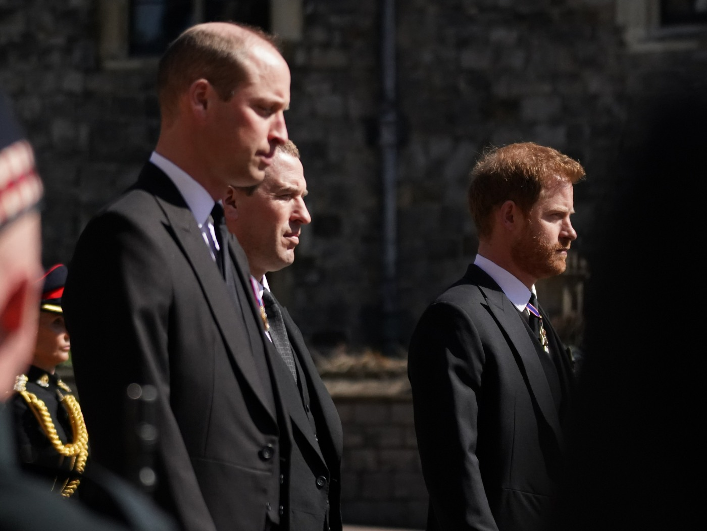 It sure doesn't sound like Prince William & Harry's reunion went very well