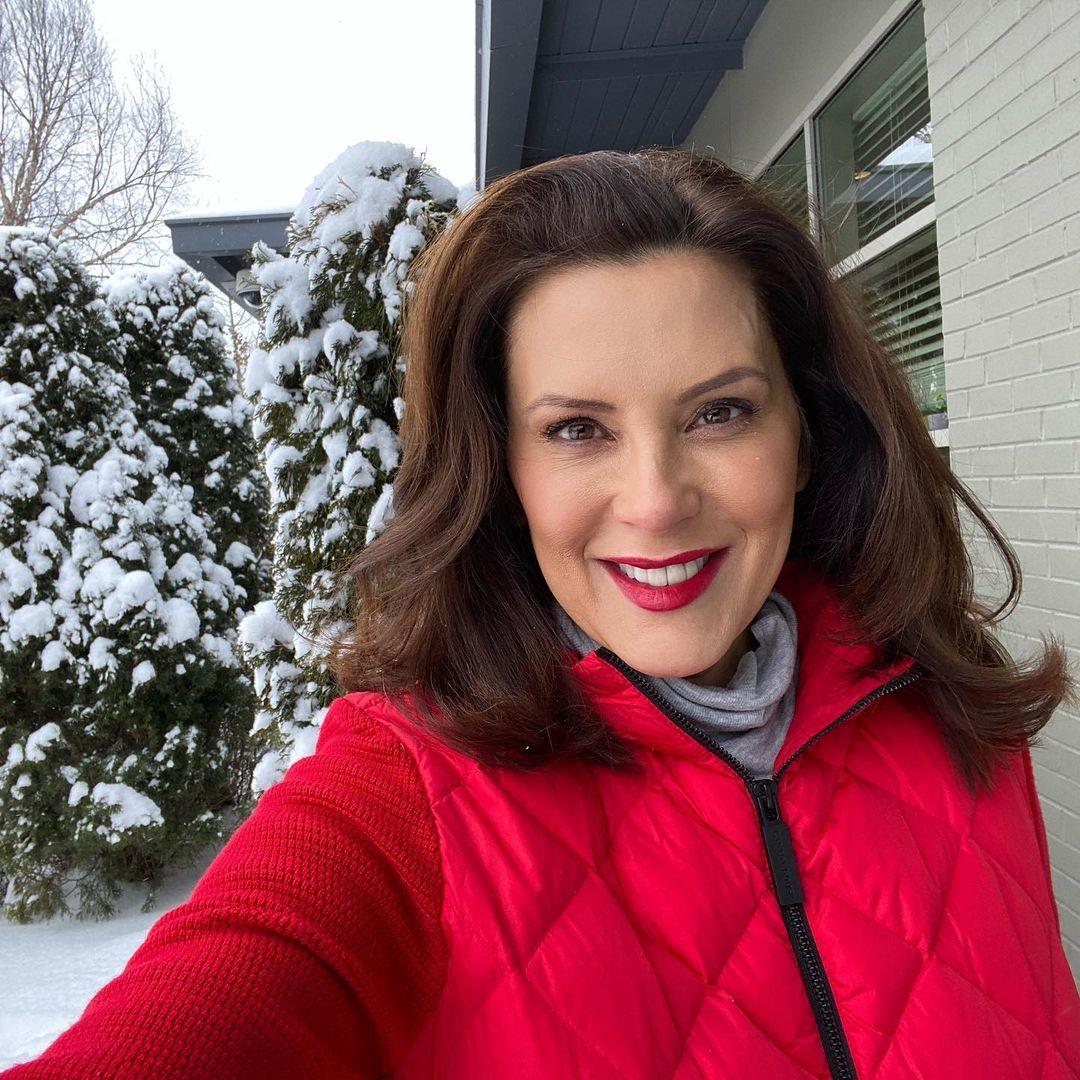 Michigan Gov. Gretchen Whitmer apologizes for breaking covid restrictions