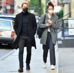 Katie Holmes and Emilio Vitolo step out to go shopping in NYC