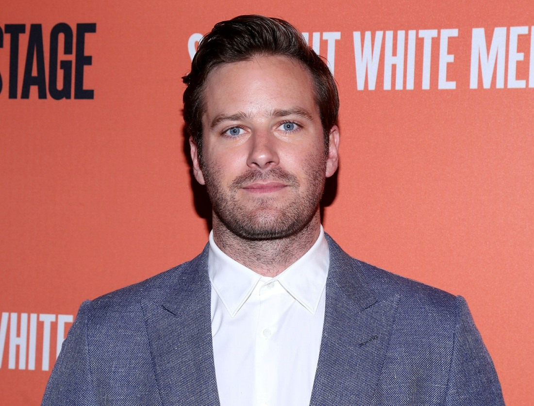 Armie Hammer is Main Suspect in an Alleged Sexual Assault **FILE PHOTOS**
