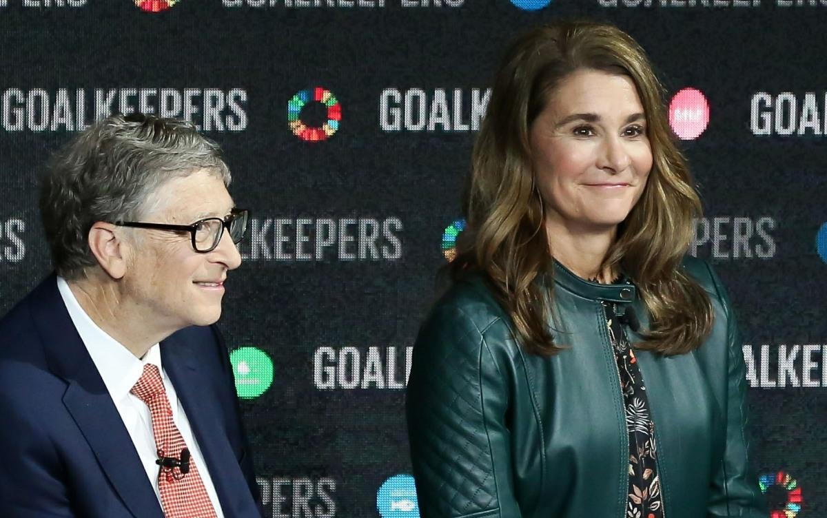 Bill Gates transferred $1.8 billion in stocks to Melinda the day she filed for divorce