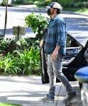 Ben Affleck is back in La La Land after spending time with J.Lo in Miami!
