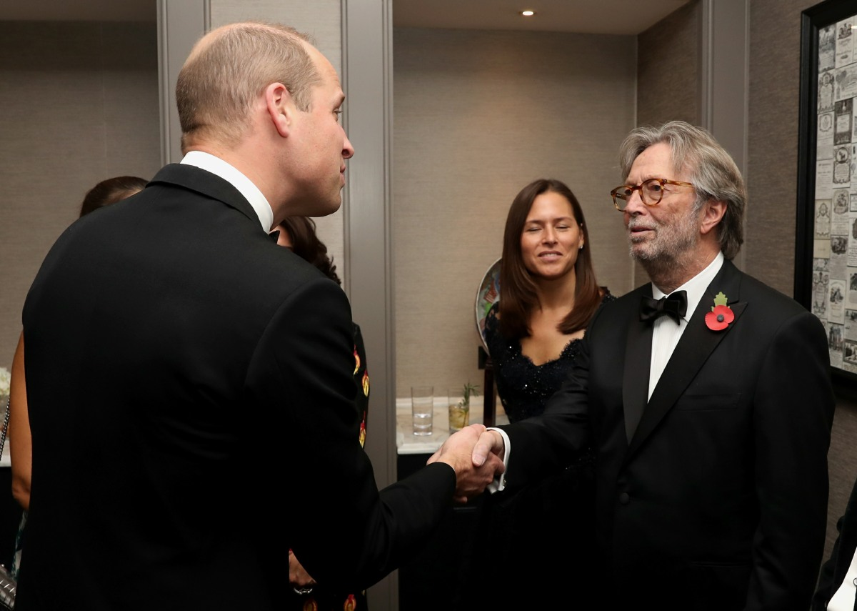 The Duke Of Cambridge Attends The London's Air Ambulance Charity Gala