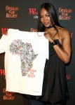 Naomi Campbell at the Naomi Campbell Fashion For Relief Pop-Up, Westfield London on November 26th 2019