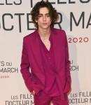 """""""Les Filles Du Docteur March - Little Women"""" Premiere At Cinema Gaumont Marignan In Paris"""
