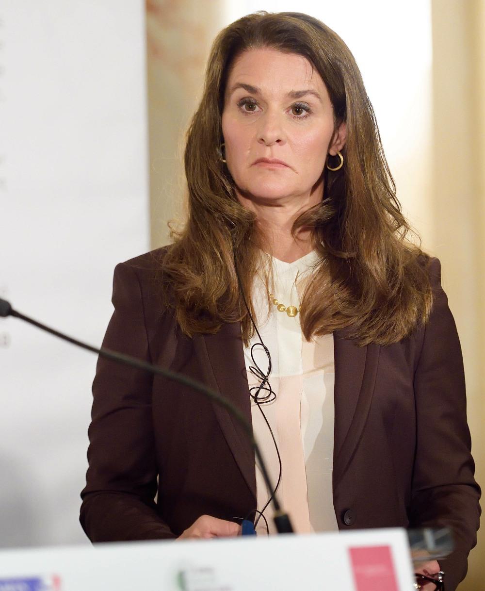 Melinda GATES - Appel de Paris pour la s..........
