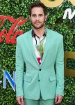 Ben Platt arrives at the 7th Annual Gold Meets Golden Event held at Virginia Robinson Gardens and Estate on January 4, 2020 in Beverly Hills, Los Angeles, California, United States.
