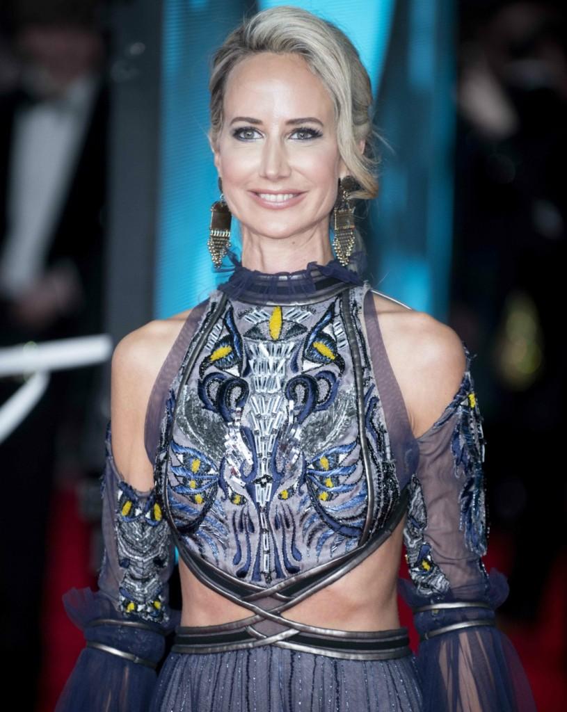 Lady Victoria Hervey at the  British Academy Film Awards at the Royal Albert Hall, London, UK 03/02/...