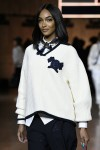Jourdan Dunn at Tommy Hilfiger AW20 Runway during London Fashion Week February 2020 - London, UK 16/02/2020