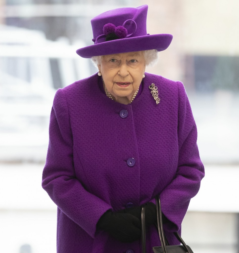 Her Majesty The Queen officially opening the new premises of the Royal National ENT and Eastman Dental Hospitals . The state-of-the-art facility brings the Royal National Throat Nose and Ear Hospital and the Eastman Dental Hospital together under one roof