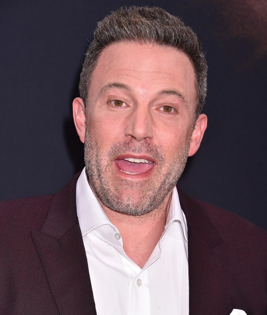 """Ben Affleck at the premiere of Warner Bros Pictures' """" The Way Back"""" at Regal LA Live in Los Angeles"""
