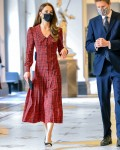THE DUCHESS OF CAMBRIDGE TO VISIT THE V&A Wednesday 19th May, 2021  The Duchess with Tristram Hunt, Director, V&A Museum   The Duchess of Cambridge, Royal Patron, will visit the V&A on Wednesday 19th May to view two new exhibitions as the museum reope
