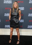Jennifer Aniston at the Los Angeles premiere screening of 'Murder Mystery'